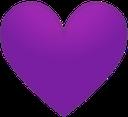 HeartPurple