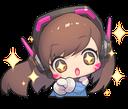 Emoji for Dva_sparkle