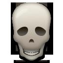 :LGSkull: Discord Emote