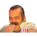 Emoji for popcorn