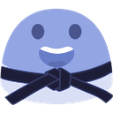 Emoji for blobkarateblurple