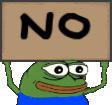 Emoji for pepeNO