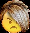 Emoji for angrykaren