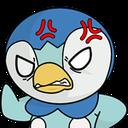 Emoji for PiplupAngry