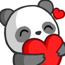 :panda_love: Discord Emote