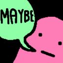 Emoji for ohnoMaybe