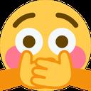 Emoji for flushedOMG