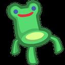 Emoji for froggychair
