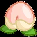 Emoji for peach