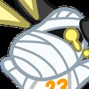Emoji for villagerlucky