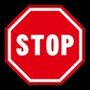 :stop: