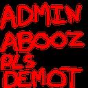 Emoji for AdminAbuse