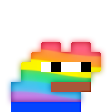 :PepeLGBT: Discord Emote