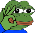 :PepeFeelsOKMan: Discord Emote
