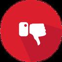 Emoji for RedThumbsDown