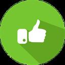 Emoji for GreenThumbsUp