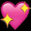 Emoji for serduszko
