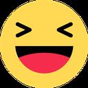 Emoji for haha