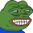 Emoji for pepelaugh