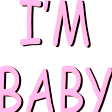 Emoji for imbaby