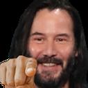 Emoji for keanuwu
