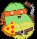 2434_ninja_turtle_bean