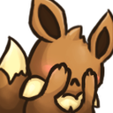 Emoji for Eevee_Shy