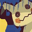 Emoji for Mimikyu