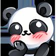 Emoji for Panda_Blush