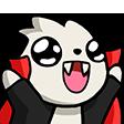 Emoji for Panda_Vampire