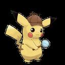 Emoji for Pikachu_Detective