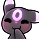 Emoji for Umbreon_Hmm