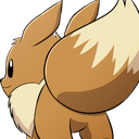 Emoji for Eevee_Bye