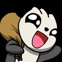 Emoji for Panda_Backpack