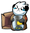 Emoji for Panda_Broke