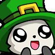 Emoji for Panda_Leprechaun