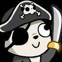 Emoji for Panda_Pirate