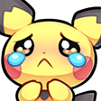 Emoji for Pichu_Crying