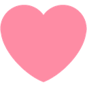 Emoji for heart_pink
