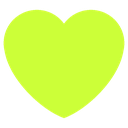 Emoji for heart_lime