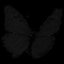 Emoji for zzblackbutterfly
