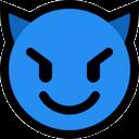 :devil_blue: