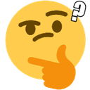 Emoji for ThonkHUH