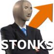 Emoji for stonks
