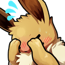 Emoji for EeveeFlustered