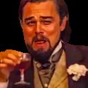 DiCaprioLaugh