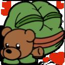 pepe_bearhug