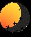 :eclipse:
