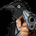 crowshutup