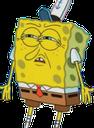SpongebobSquinting